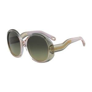 Chloe oversized sunglasses.